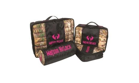 Watson Airlock Geo-Pak 4 pc. Set Pink/Realtree Xtra f81240b6-a702-49cd-8fb3-1b418a864746