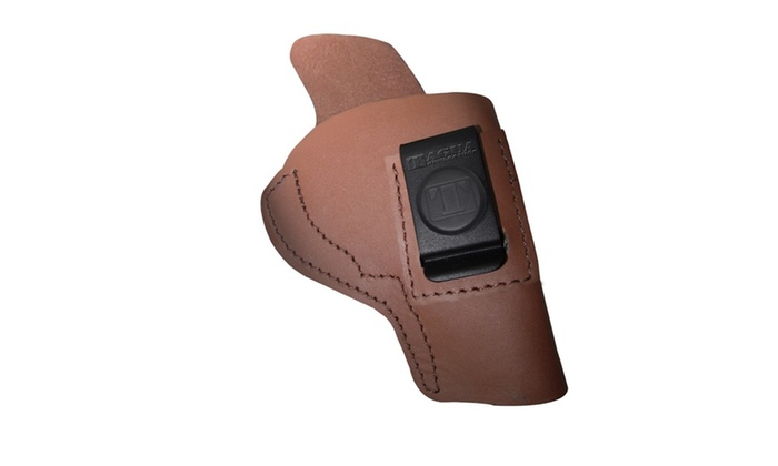 Tagua Ruger 380 with Laser Brown / Right Hand Holster