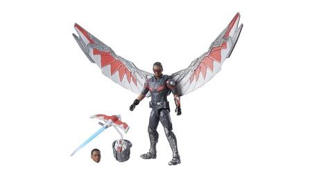 Marvel Legends: Falcon with Flight Tech & Redwing Captain America 9dd28e11-a1c3-4306-b271-616ac1d18efb