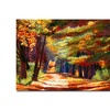 David Lloyd Glover September Song Canvas Print