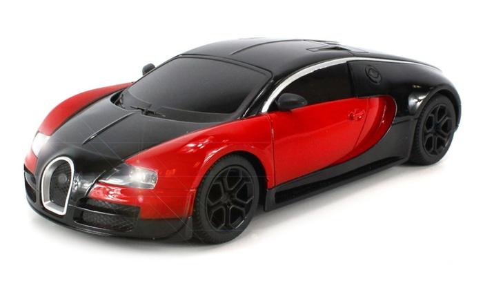 Remote Control Bugatti Veyron Super Sport Electric Rc Car