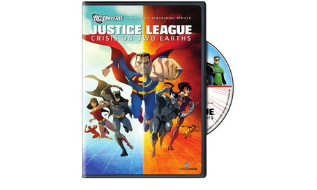 DCU Justice League: Crisis On Two Earths (DVD) 6fadb49b-7b2c-4092-bbbc-1db181f56ad8