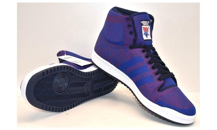 pas mal abe1e c7042 Adidas Top Ten Hi Woven Men's High top Shoes