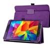 "Insten Purple Folio Shell Case for Samsung Galaxy Tab 4 8""SM-T330"