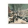 Pieter Bruegel Hunters in the Snow - 1565 Canvas Print
