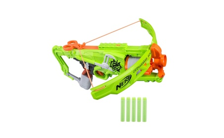 Nerf Zombie Strike Outbreaker Bow de6bc01a-c7ff-47a6-9531-a97fb9066f64