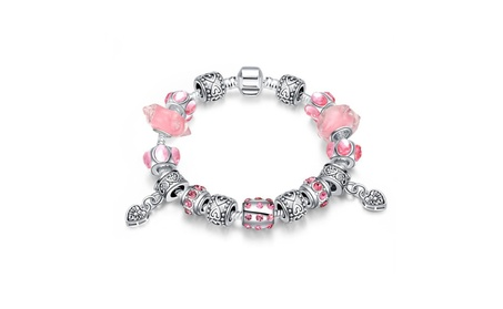 Girls Just Want to Have Fun Pandora Inspired Bracelet daf5e3f7-3747-4986-9a25-e2164c20bac8