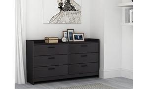 Central Park 6-Drawer Dresser