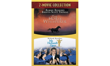 The Horse Whisperer Mr. Holland's Opus DVD 2-Pack 1e911999-2123-49e7-92bc-a98427626c38
