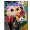Sheila Golden Harvest Bouquet Canvas Print