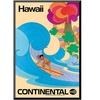 Continental Hawaii Surfer 1960s