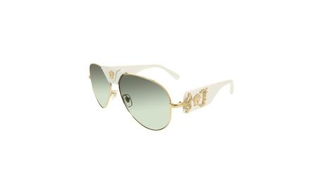 Versace Aviator Men's Sunglasses
