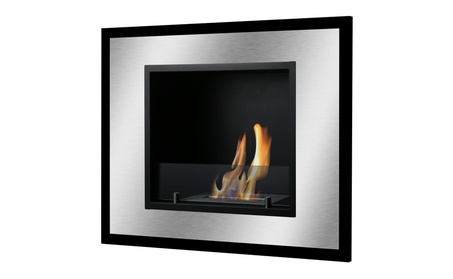Bellezza Mini - Recessed Ventless Ethanol Fireplace By Ignis 7a211afe-a901-42aa-a309-53bb7985f041
