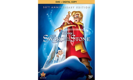 The Sword In The Stone 50th Anniversary Edition 800070c9-c272-4e1b-a75a-af13b2d155d5