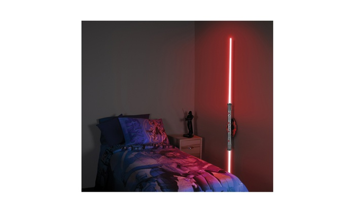 Star Wars Science - Darth Maul Double-Bladed Lightsaber Room