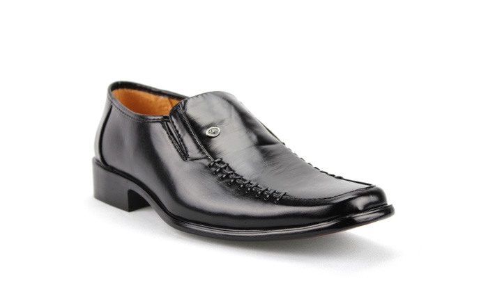 Men's 20081 Classic Slip-On Dress Loafers Shoes