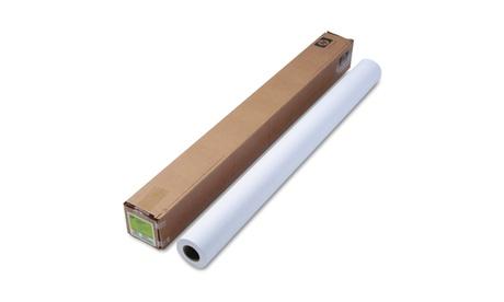 """HP Designjet Inkjet Large Format Paper, 6.6 mil, 42"""" x 100 ft, White 711e029d-e736-4d64-b084-f907fa5559c2"""