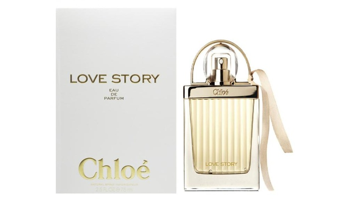 CHLOE LOVE STORY 2.5 EDP SP FOR WOMEN