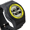 Izzo Swami Watch Golf GPS - Black-Yellow