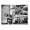 Philippe Hugonnard Fashion Signs Canvas Print