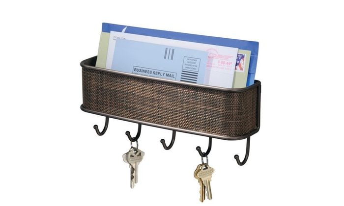 Up To 44% Off on Letter Holder and Key Rack | Groupon Goods