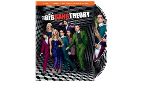 Big Bang Theory, The: The Complete Sixth Season (DVD) 3d56820c-7d87-4719-9c92-b253b14cf46e