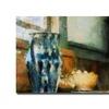 Lois Bryan Still Life with Blue Jug Canvas Print
