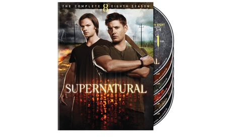 Supernatural: The Complete Eighth Season (DVD) 35a7acba-a1fe-423c-9462-02787fda9c07