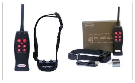 Dogwidgets DW-14 Dog Training Collar with Remote Vibration Only Collar 74888319-85c4-4805-8fa3-49e05ecad449