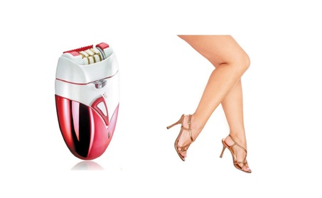 Lightweight Recheargable Epil-X Painless Epilator Easy to Use be955745-059a-4a3a-8ddb-3583b1c31773