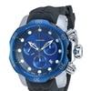 Invicta 19923 Blue Dial Venom Quartz Chronograph Mens Watch