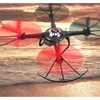 V686 5.8g FPV Headless Mode Rc Quadcopter with Camera Monitor