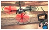 LetusDeal: V686 5.8g FPV Headless Mode Rc Quadcopter with Camera Monitor