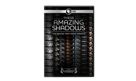 These Amazing Shadows: The Movies That Make America DVD 615cc965-91bd-4aba-98fd-4af8c6ab0cf7