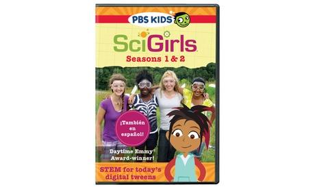 SciGirls (Seasons 1 and 2) DVD 402fca02-3506-4fd4-aee6-20135f6047d8