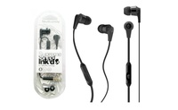 Skullcandy Ink'd 2.0 Flat Cord Earbuds with Mic Headset Supreme Sound