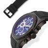 Studer Schild Chronograph Volta Mens Watch Black/Black