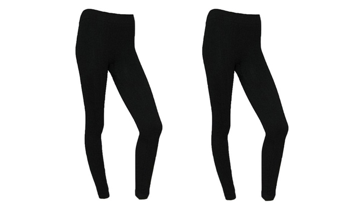 2 Pair Anti Cold Winter Leggin...