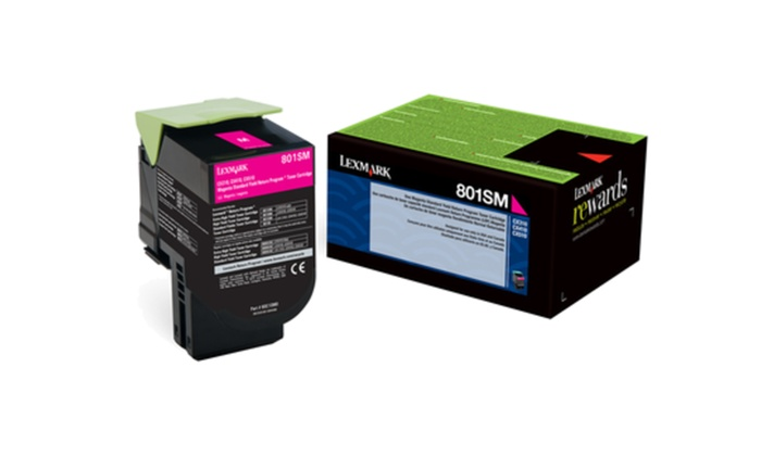 c700x420 - Discounts for the 80C1SM0 Lexmark CX510dhe Magenta Toner Cartridge