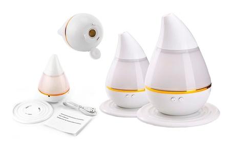 200ml Ultrasonic Desk Aroma Humidifier Air Diffuser 1911cb83-27fc-4c3d-9b65-fb2ef7cd3f72