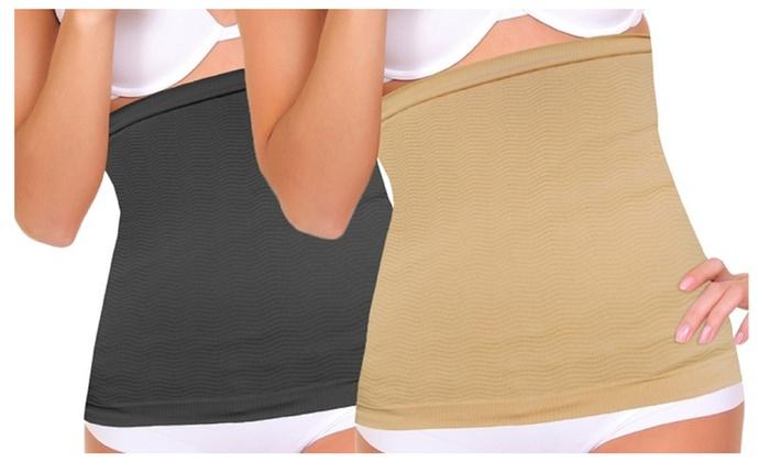 Double Wide Detox Stomach Wrap