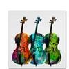 Mark Ashkenazi Cello Canvas Print