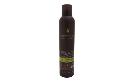 Flex Hold Shaping Hairspray by Macadamia for Unisex - 10 oz Hair Spray a8897229-0669-4c7a-8b7d-93d2fdca1768