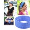 Zodaca Blue Fashion Yoga Elastic HairBand LadiesGirl Accessories Sport