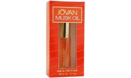 jovan musk perfume oil 33 oz groupon. Black Bedroom Furniture Sets. Home Design Ideas