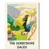 Frank Sherwin The Derbyshire Dales Canvas Print