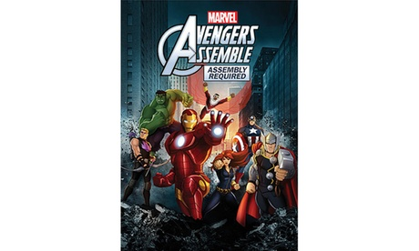 Marvel Avengers Assemble: Assembly Required 9a2e8b2b-0263-4af7-8931-2d6890c59e2c