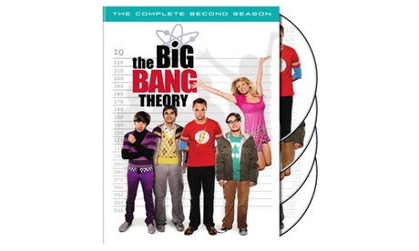 Big Bang Theory, The: The Complete Second Season (DVD) ab6bf625-b5a1-4cdf-b710-dbc4434f1a5b
