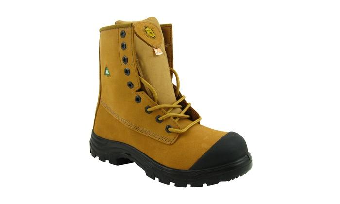 12eb8ff8af9 Tiger Safety Men's Tall Lightweight CSA Work Safety Boots - 3088 ...