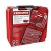 Craftsman 100-pc Accessory Set Drill Bit Driver Screw Tools Kit Case
